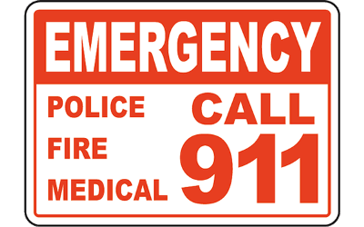 emergency call 911 400 x 250
